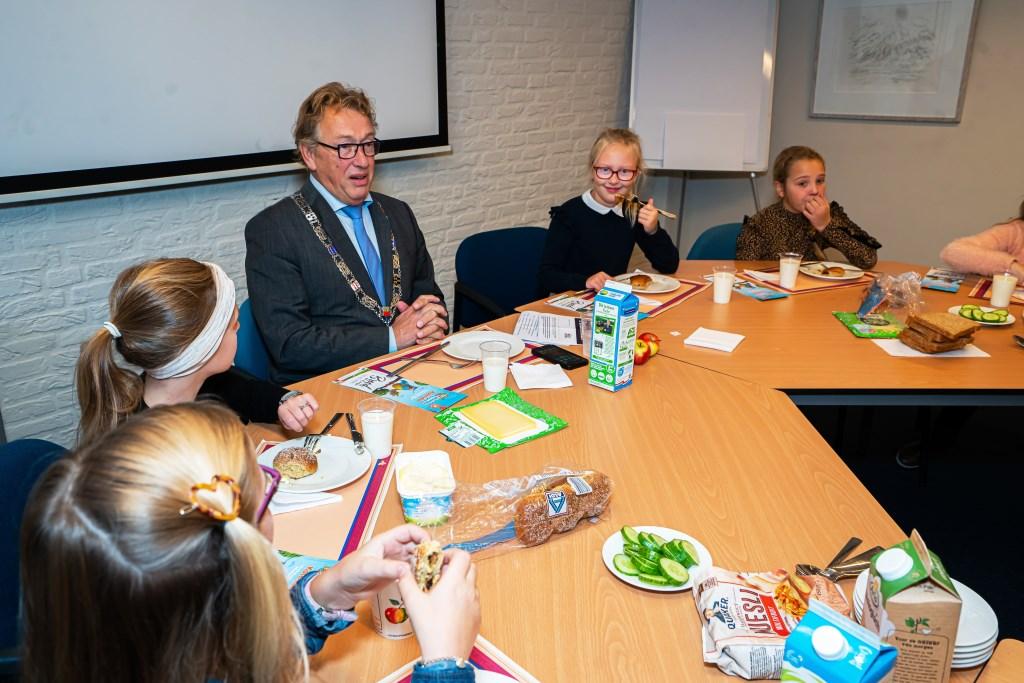 Burgemeester Ontbijt 2019 Foto: Nico Van Ganzewinkel © Leerdam