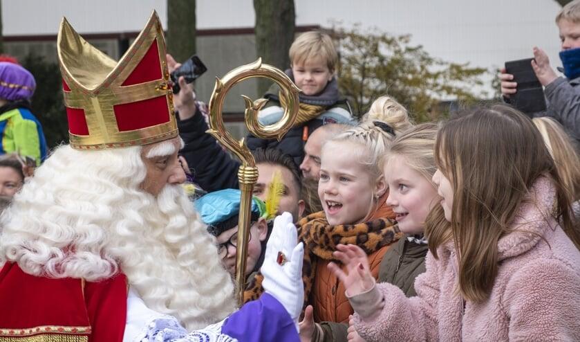 • Intocht Sint in Krimpen aan den IJssel.