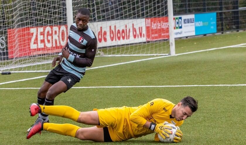 • Sparta AV - De Zwerver (4-0).