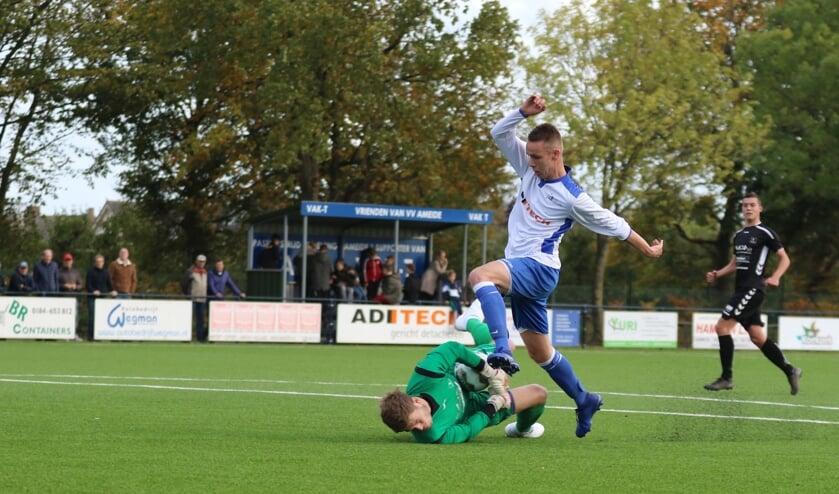 • Ameide - SV Lopik (0-3).