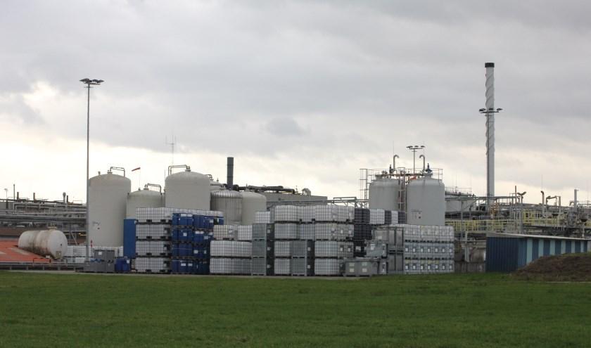 • Chemieconcern Sachem is gevestigd op het Van Voordenpark.
