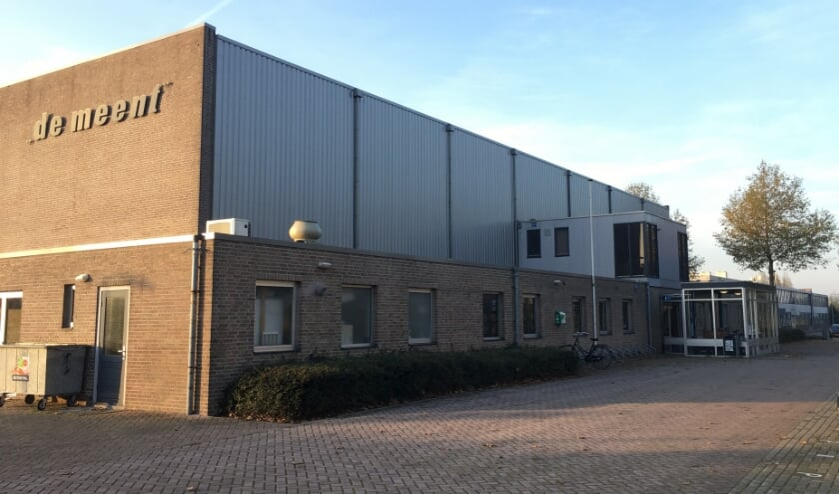 • Een tijdelijke sporthal moet sporters onderdak bieden tijdens de nieuwbouw van sporthal De Meent.