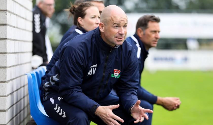 • GJS-trainer Marco Verbeek.