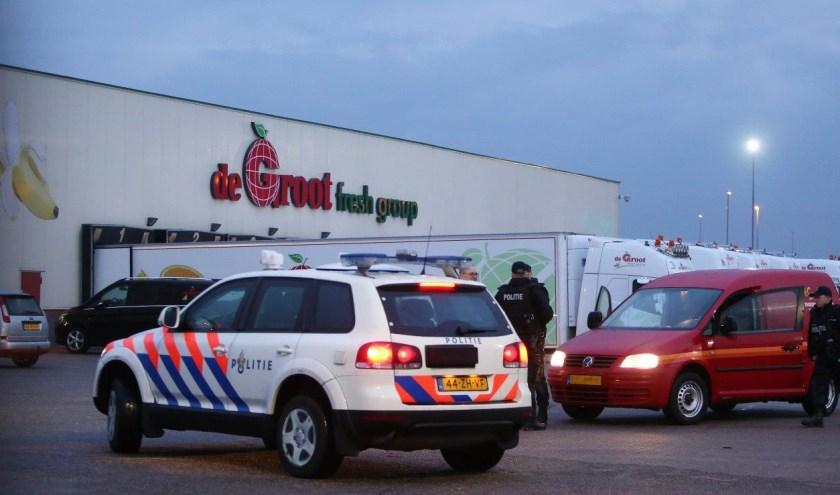 • De Groot Fresh Group was al meerdere keren doelwit van drugshandelaren.