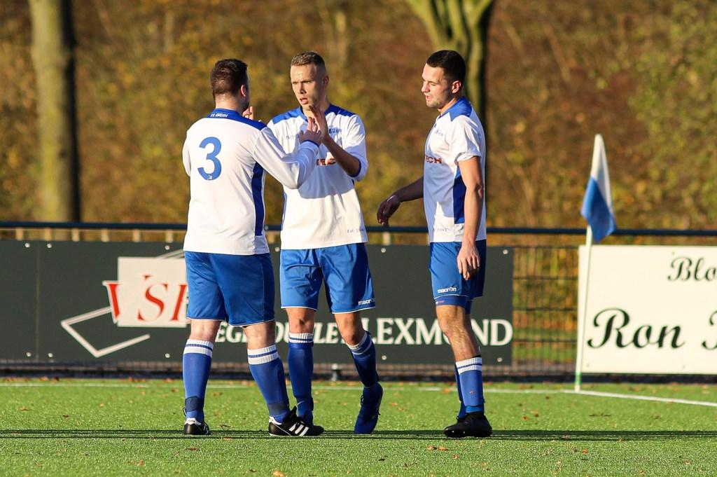 • Ameide - Schelluinen (3-1). Foto: Rick den Besten - Regio-Voetbal © regiosport