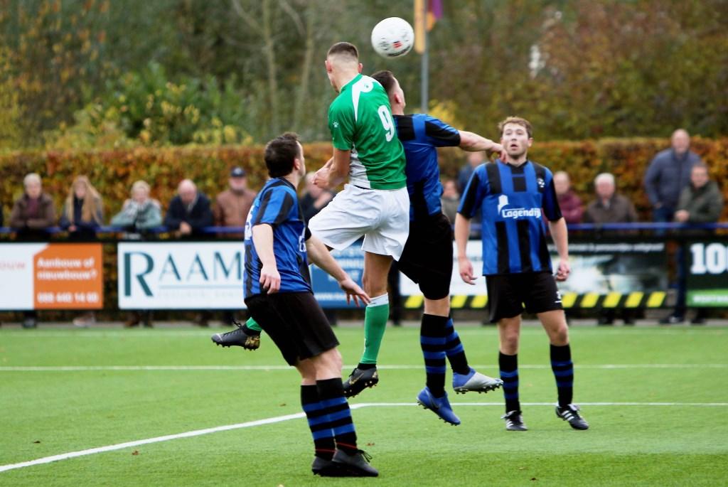 • Streefkerk - Nieuw-Lekkerland (1-5). Foto: Dick de Jager © regiosport