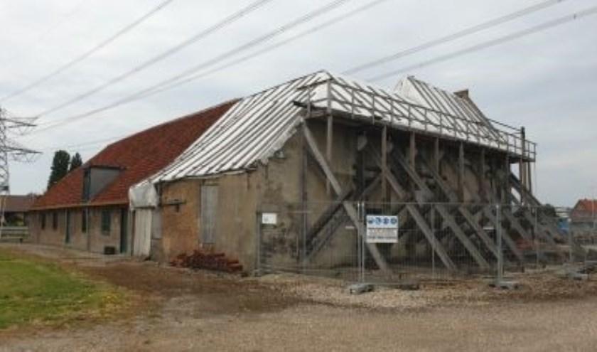 • De vlietwoning in Naaldwijk wordt opgeknapt met de subsidieregeling.