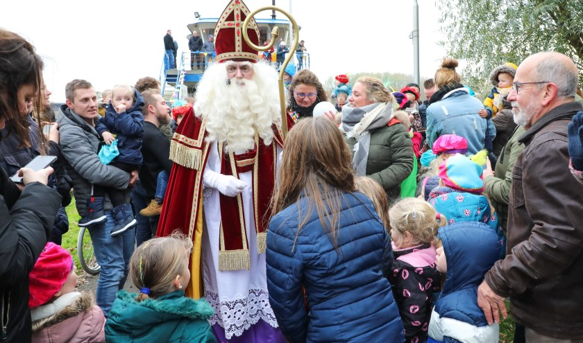 Intocht Sint Hedel