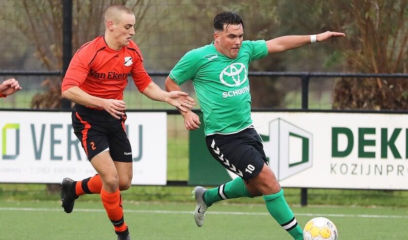 • SV Noordeloos - Vuren (2-5).