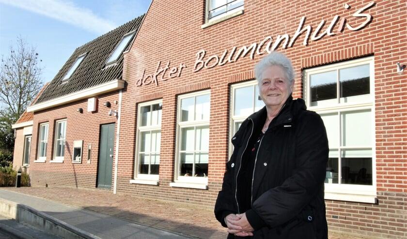 • Atti Poelstra van Woningstichting Gouderak.
