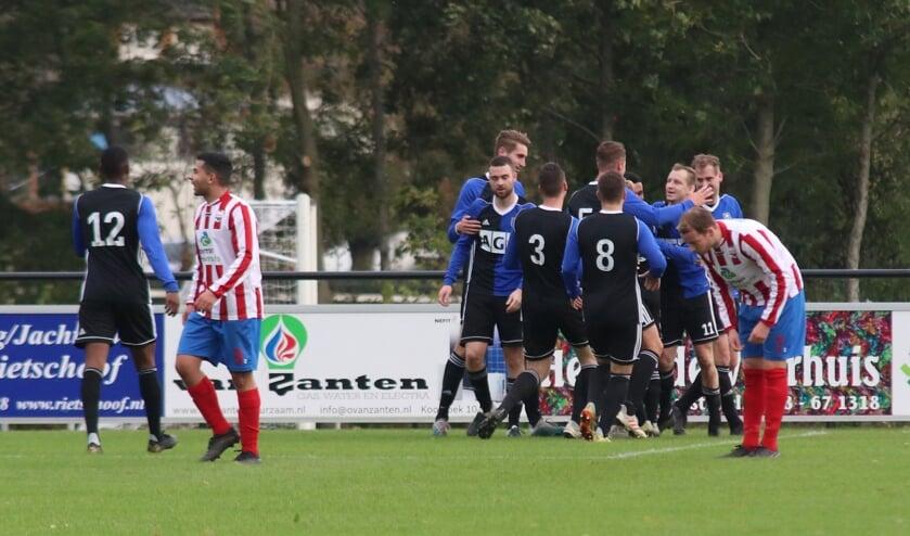 • Roda Boys ging zaterdag tegen Pelikaan alweer voor de derde keer dit seizoen onderuit.
