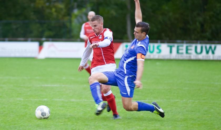 • Leerdam Sport - Peursum (1-1).