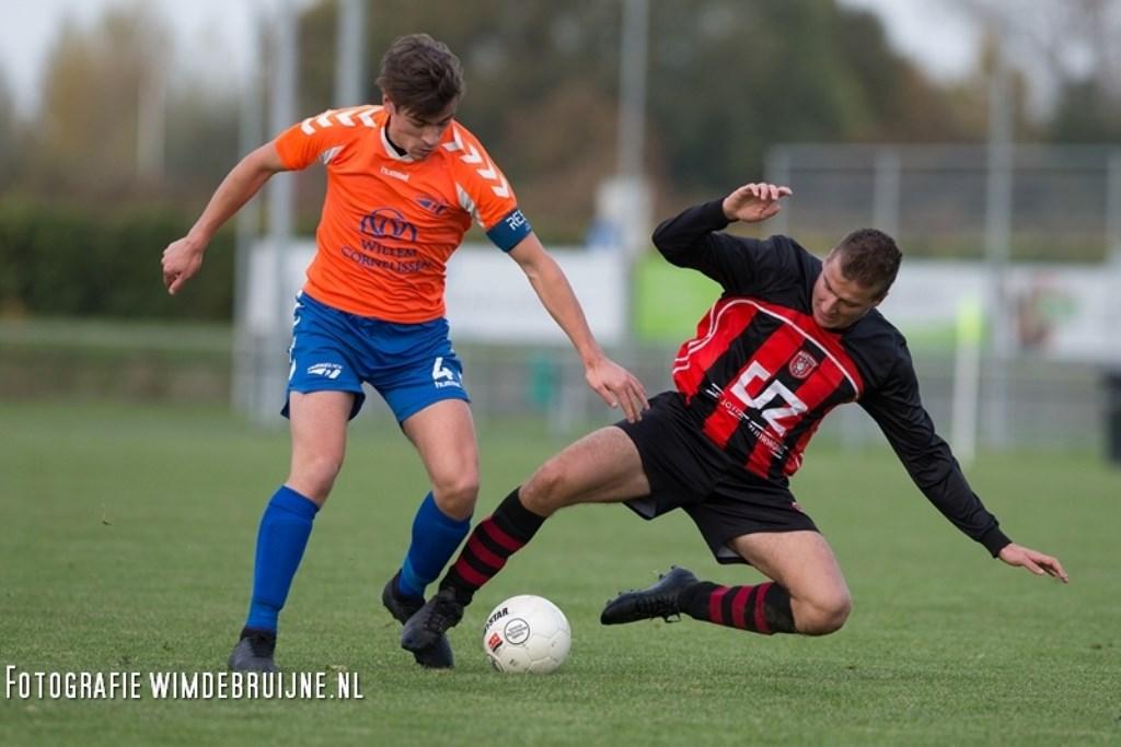 • Rhelico - Beesd (1-3). Foto: Wim de Bruijne © regiosport