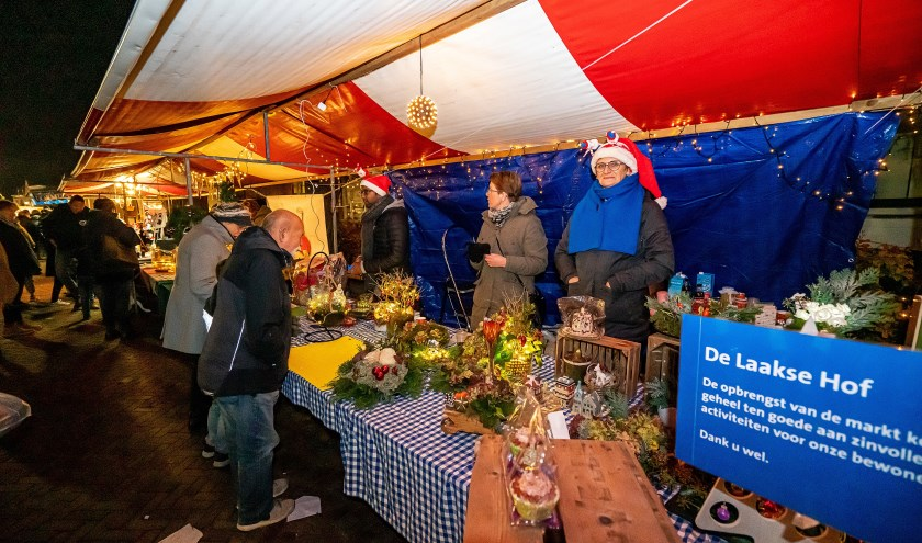 Wintersfeermarkt in Lexmond