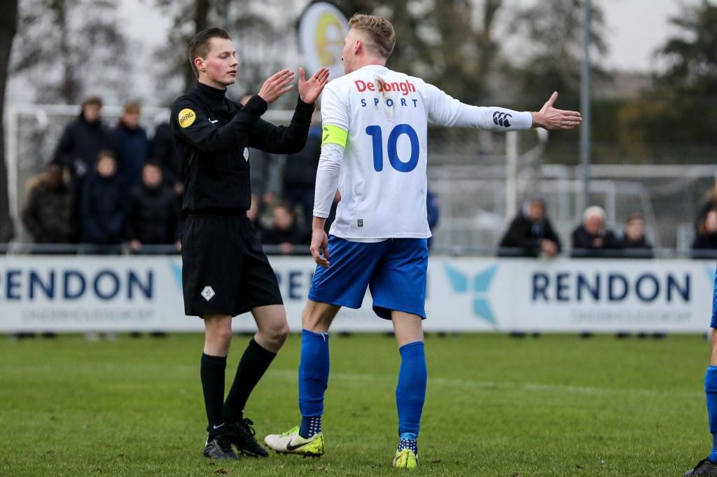 • Arkel - GJS (2-2). Foto: Rick den Besten - Regio-Voetbal © regiosport