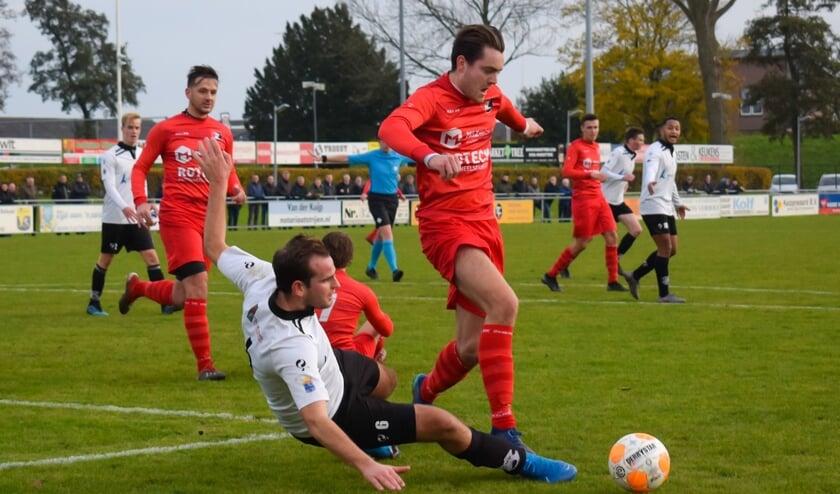 • NSVV - De Zwerver (0-1).