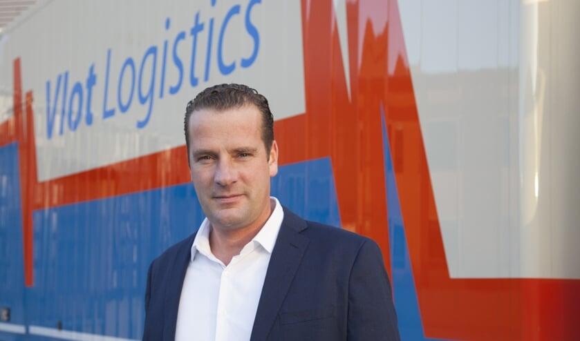 • Commercieel directeur Jan Wouter Vlot.