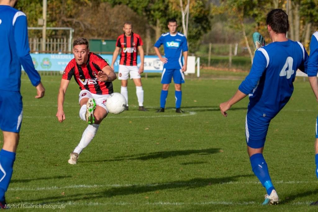 • SV Capelle - BZC'14 (3-3). Foto: Michel Haubrich © regiosport