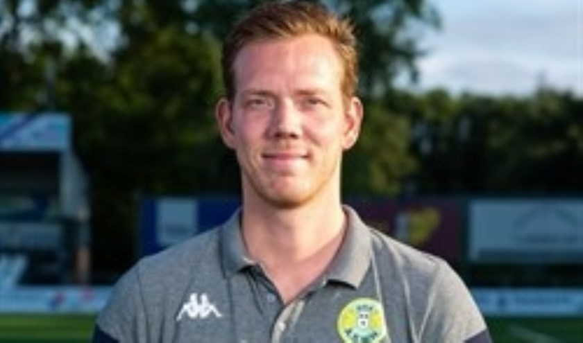 • ASWH-trainer Rogier Veenstra.