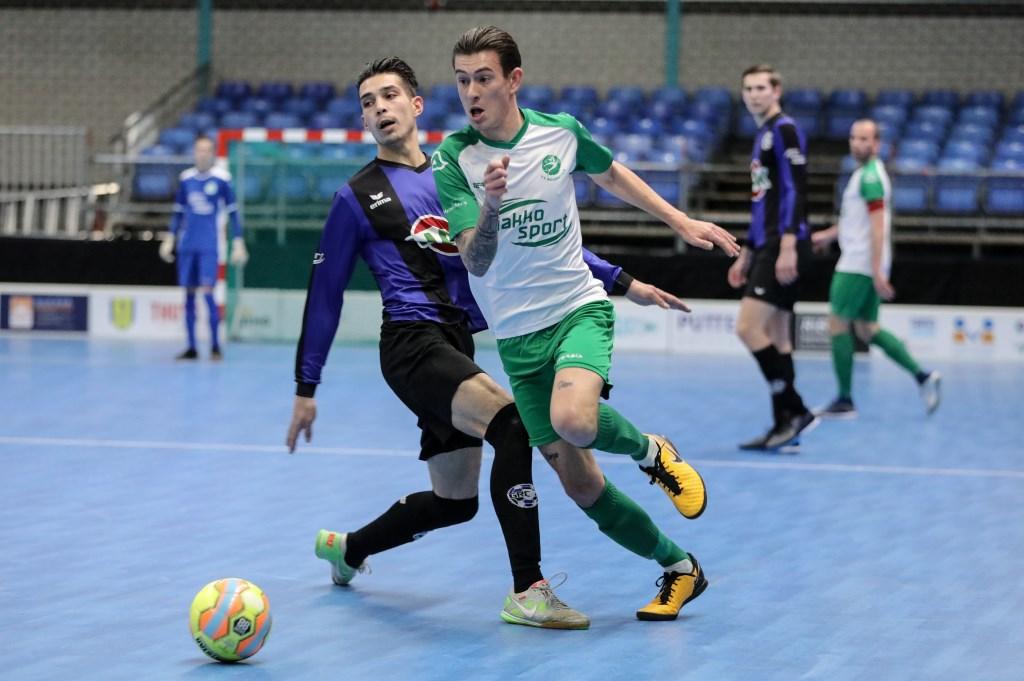 • Woudrichem - GRC 14 (8-4). Foto: Rick den Besten - Regio-Voetbal © regiosport