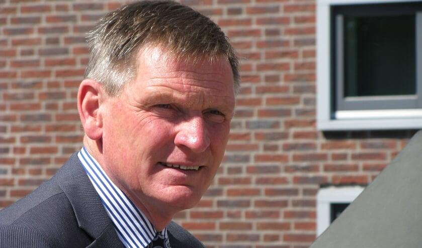 Verantwoordelijk wethouder Peter van der Ven.