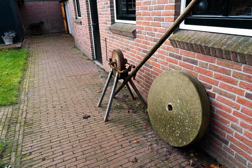 Ambachtsdag in Schoonrewoerd Foto: Nico Van Ganzewinkel © Leerdam