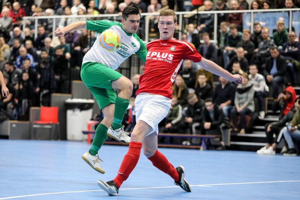 • GJS - Woudrichem (5-5). Foto: Rick den Besten - Regio-Voetbal © regiosport