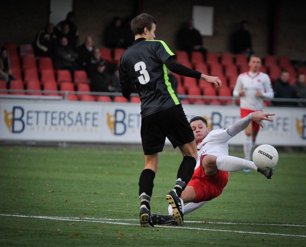 • Unitas - ACW (1-2). Foto: Theo Bos © regiosport