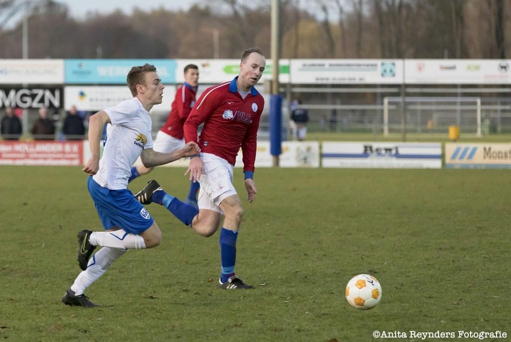 • VVGZ - Arkel (2-0). Anita Reijnders Fotografie © regiosport