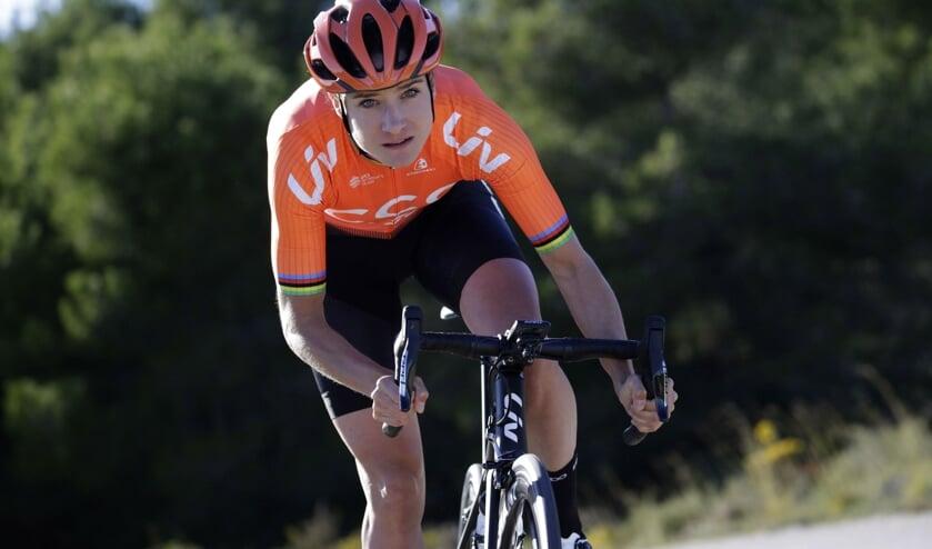 Marianne Vos blijft fietsen, zolang de gezondheid het toelaat.
