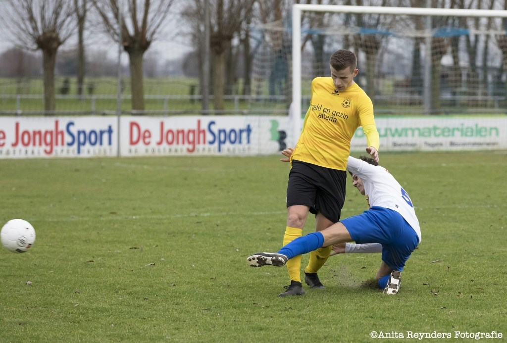 • Arkel - Wilhelmina'26 (1-4). Anita Reijnders Fotografie © regiosport
