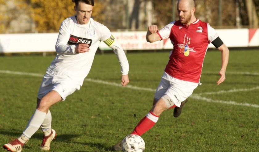 • Leerdam Sport - Lekvogels (1-1).