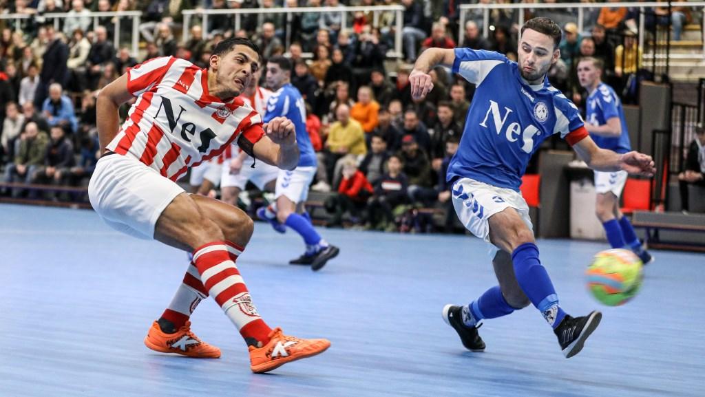 • Schelluinen - SVW (1-7). Foto: Rick den Besten - Regio-Voetbal © regiosport