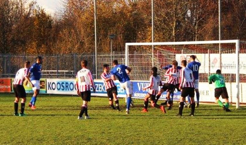 • Dilettant - Oud-Beijerland (1-3).
