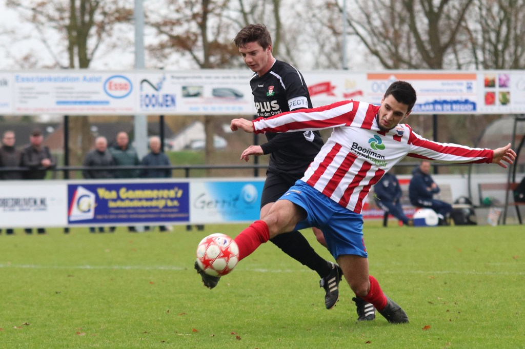 • Roda Boys - GJS (0-4). Foto: Gerald van Zanten © regiosport