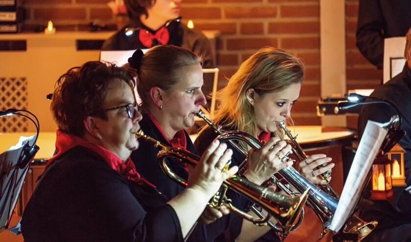 Fanfare Juliana Waardenburg, Sinter-Kerstconcert