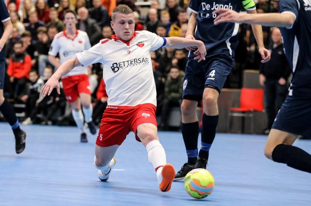 • ASV Arkel - GVV Unitas (4-6). Foto: Rick den Besten - Regio-Voetbal © regiosport