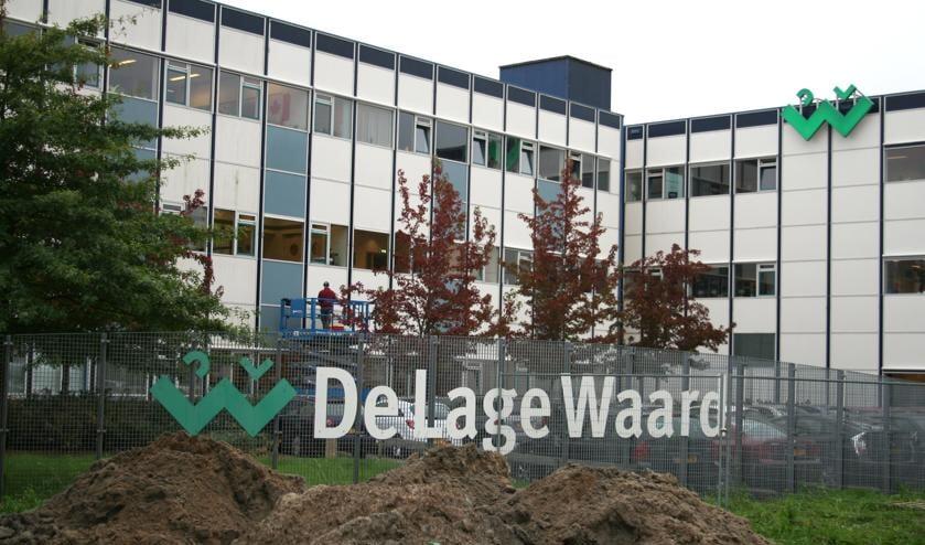• De Lage Waard locatie Burgemeester Keijzerweg.