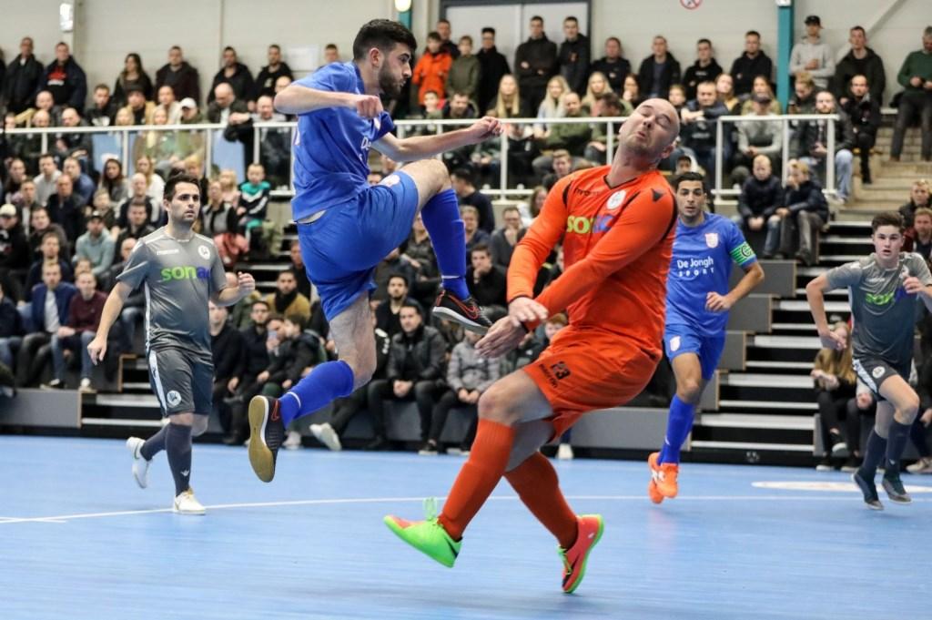 • SVW - Herovina (11-0). Foto: Rick den Besten © regiosport