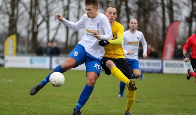 • ASV Arkel - Wilhelmina'26 (1-4). Foto: Rick den Besten - Regio-Voetbal © regiosport