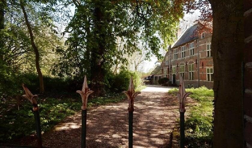 • kasteel Schelluinderberg.