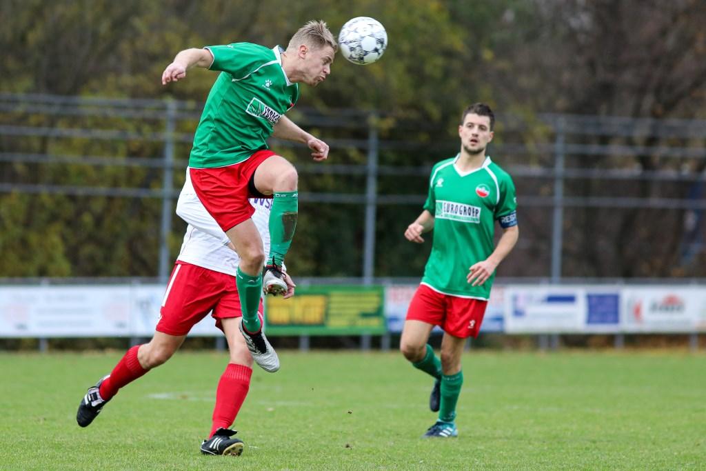• Hardinxveld - De Alblas (3-2). Foto: Rick den Besten  © regiosport