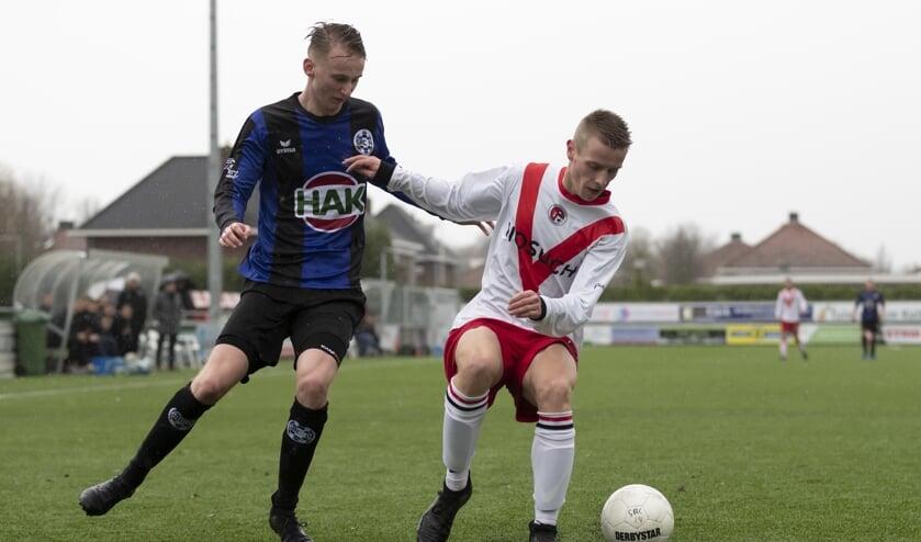 • GRC 14 - Papendrecht (1-0).