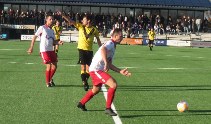 • SV Meerkerk - Hardinxveld (0-4).