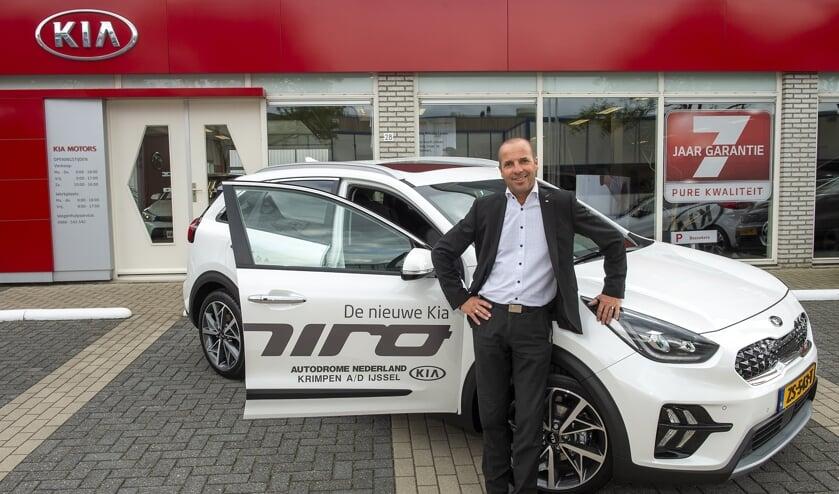 • AutoDrome Nederland-eigenaar Ted Markus.