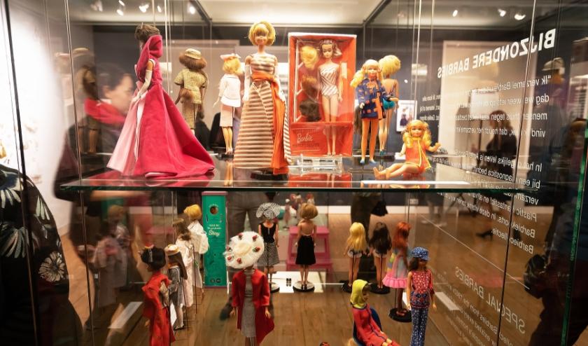 • In december opende Stedelijk Museum Vianen een tentoonstelling over Barbie.