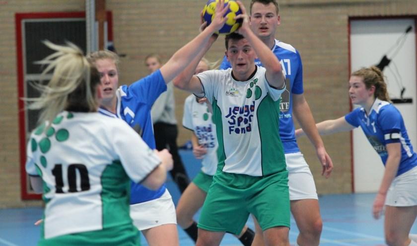 ACKC pakte zaterdag in eigen huis punten tegen De Vinken.