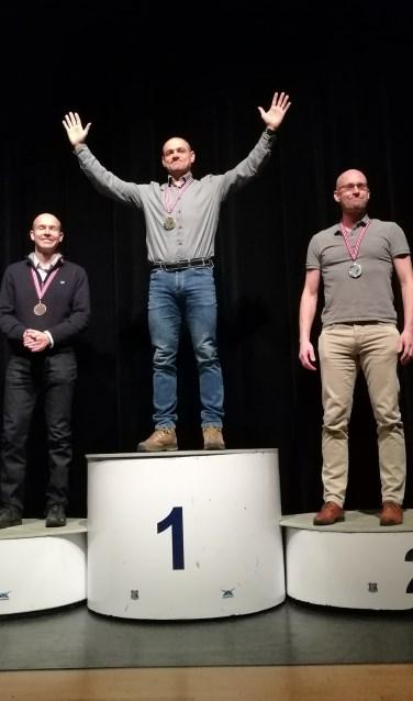 • Sandro Cara bekroonde een topseizoen met de wereldtitel.