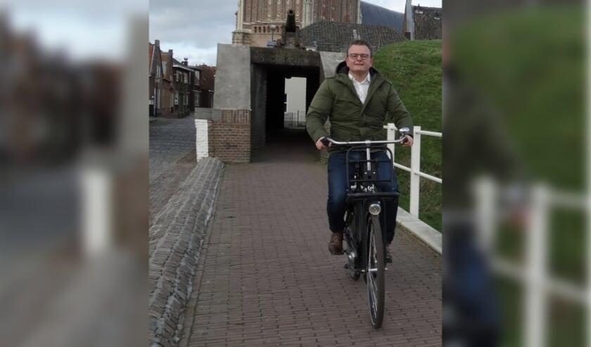 • Renze Bergsma keert terug op het provinciehuis.
