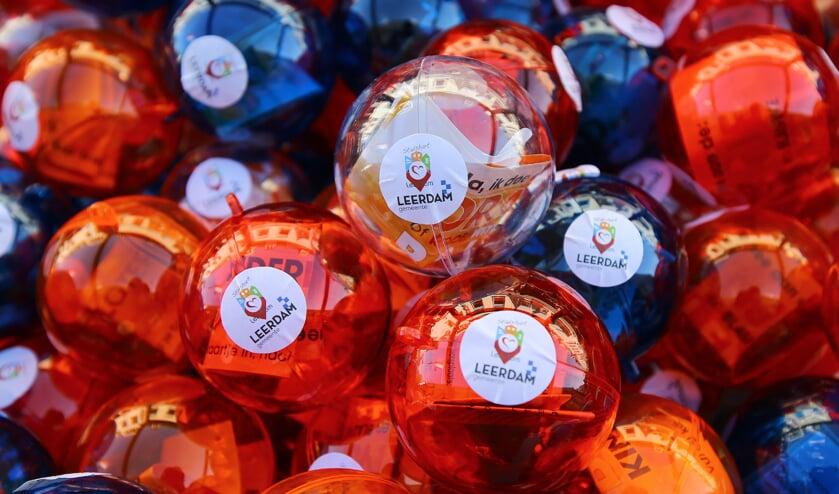 • Er is weer een loterij tijdens Koningsdag in Leerdam.